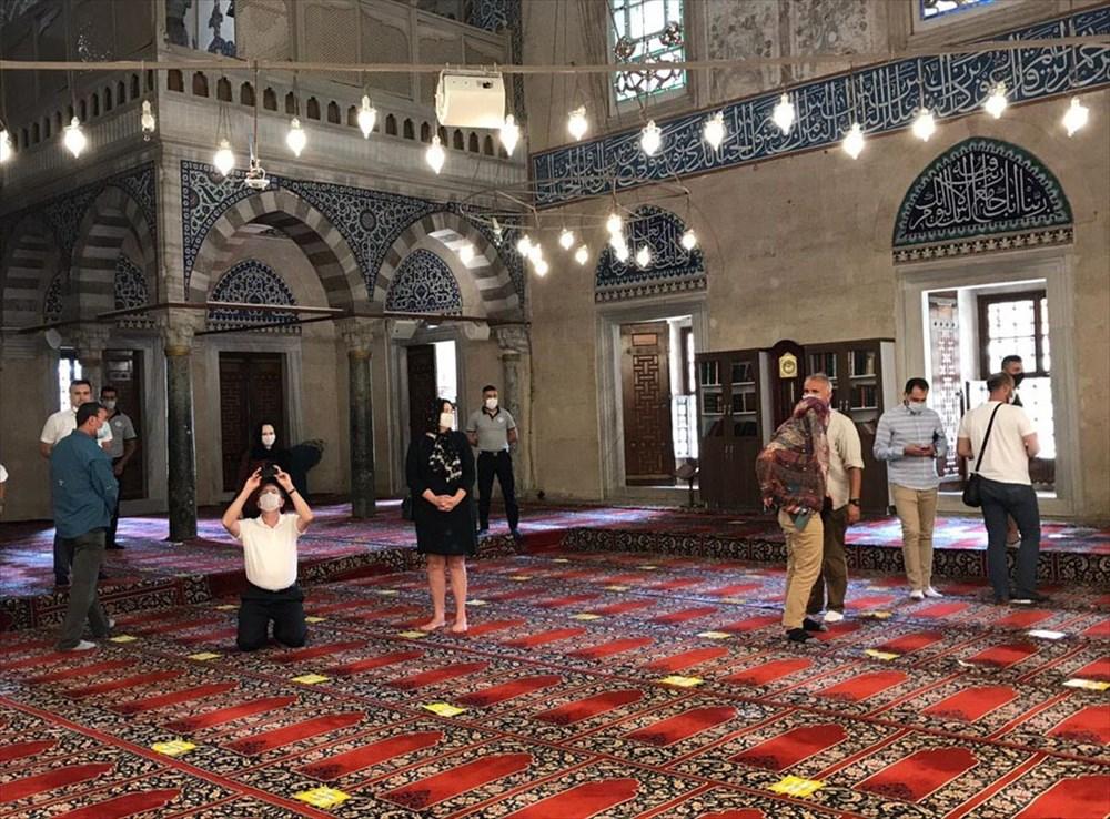ABD'nin Ankara Büyükelçisi Satterfield ve ailesi Edirne'de - 10