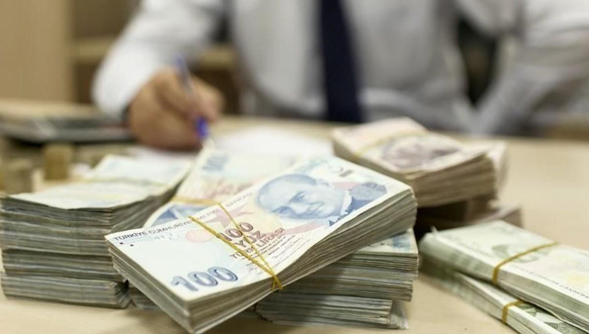 Bankacılık sektörü kredi hacmi geçen hafta 4 trilyon 29 milyar lira oldu