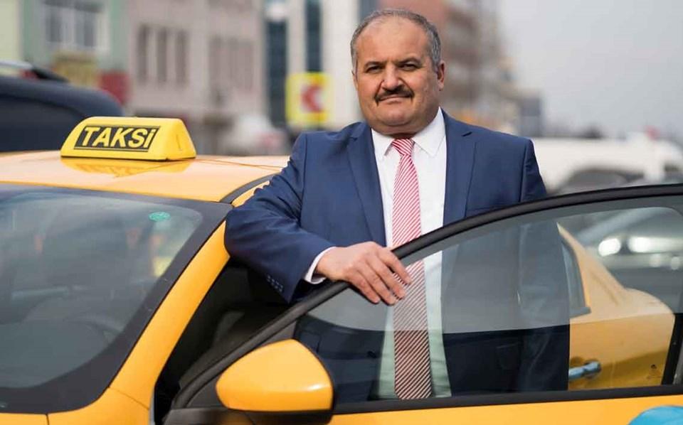 İstanbul Taksiciler Esnaf Odası (İTEO) Başkanı Eyüp Aksu