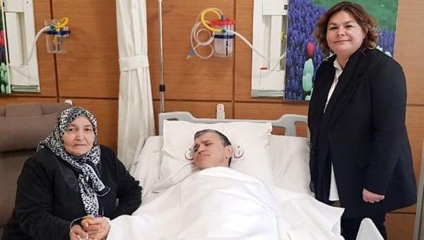 Engel Tanımayan Dişler Projesi' ile engelli vatandaşlara...