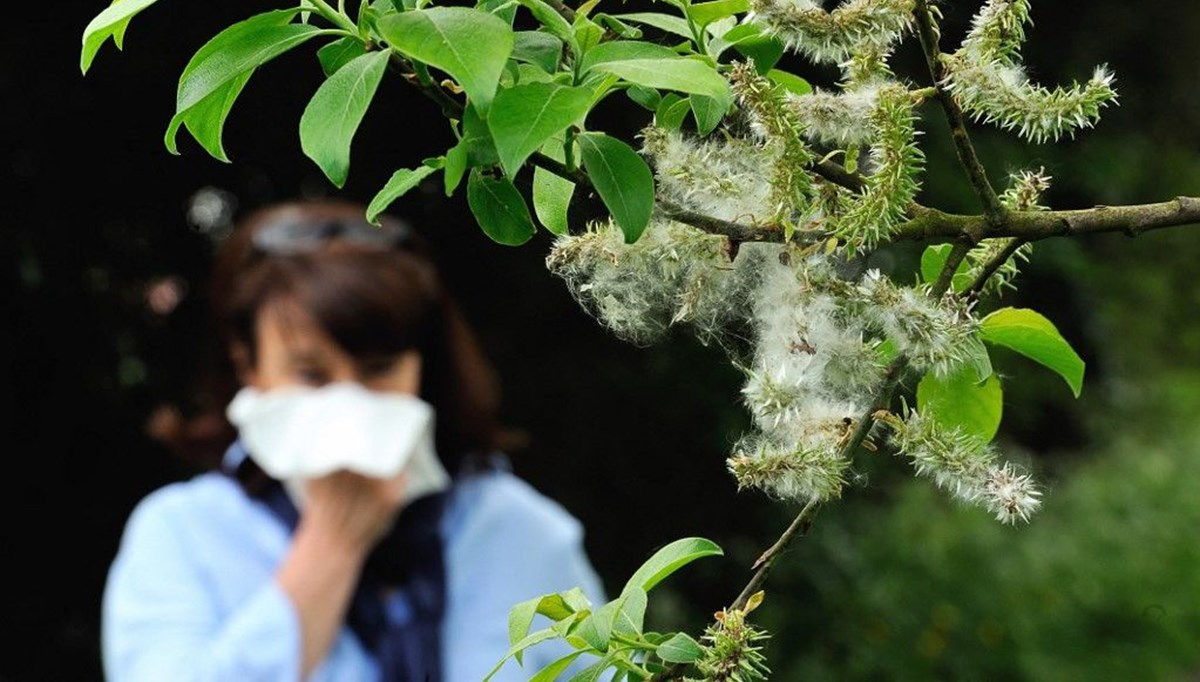 Those with allergies beware: Pollen increases the risk of Covid-19