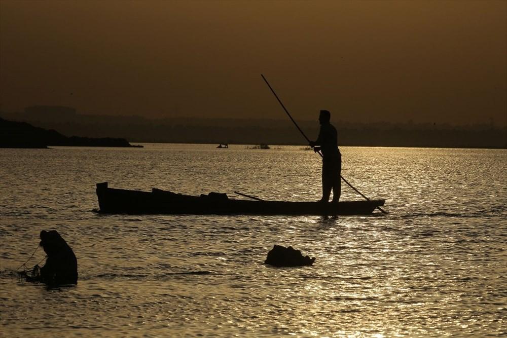 Necef Denizi: Kuraklığın ardından gelen mucize - 10