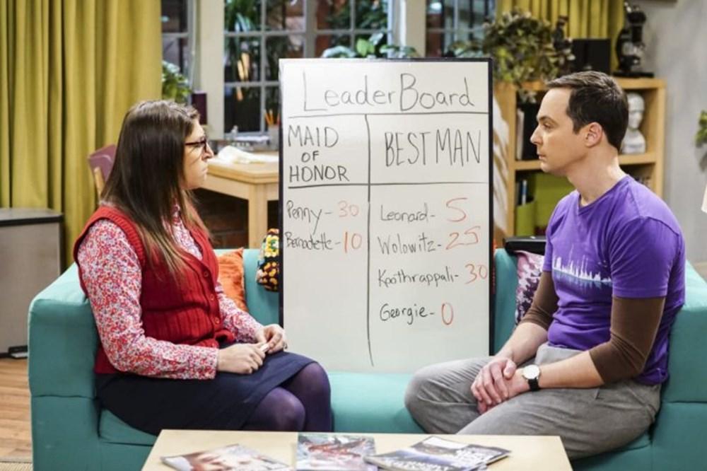 Mayim Bialik: The Big Bang Theory'e sağlık sigortası için katıldım - 5