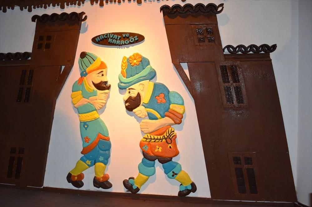 Bursa'nın en tatlı müzesi: 8 ton çikolata kullanıldı (Bursa Çikolata Müzesi) - 6