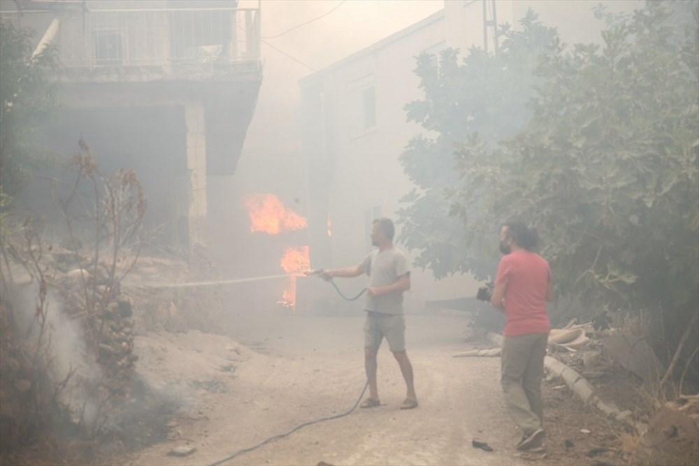 Antalya Manavgat'ta felaketin boyutu gün ağarınca ortaya çıktı - 14