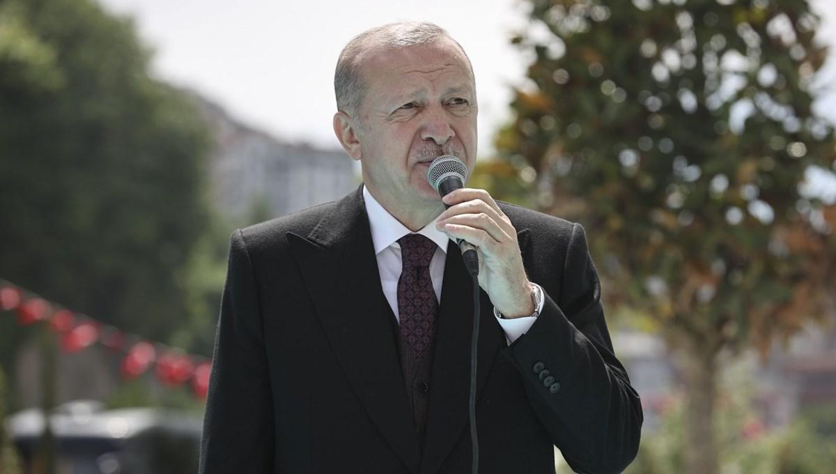 SON DAKİKA HABERİ: Cumhurbaşkanı Erdoğan: Yeni bir müjde daha gelebilir