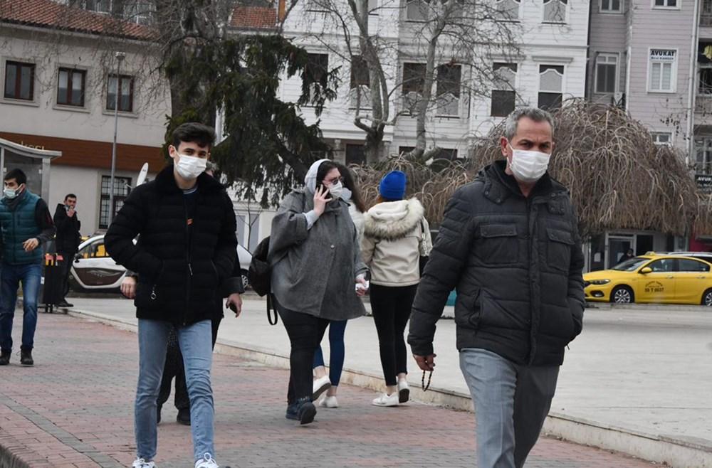 Trakya'da corona virüs yükselişe geçti, önlemler artırıldı - 8