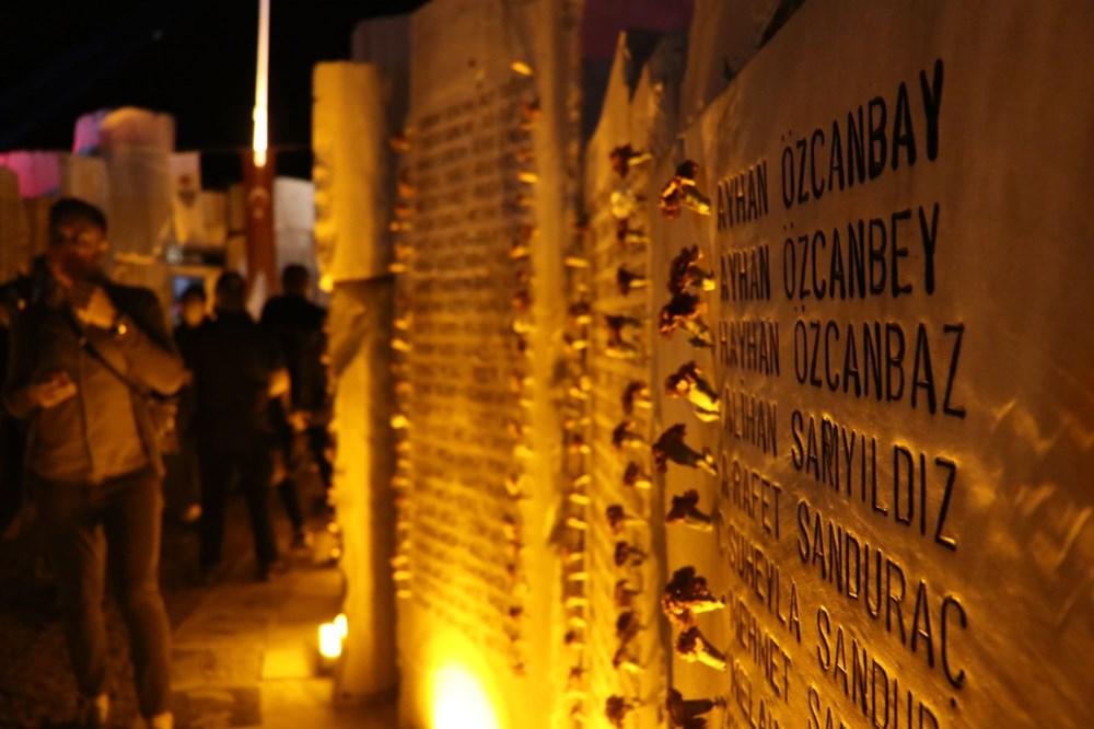 17 Ağustos depreminin 21. yılı: Hayatını kaybedenler törenle anıldı - 9