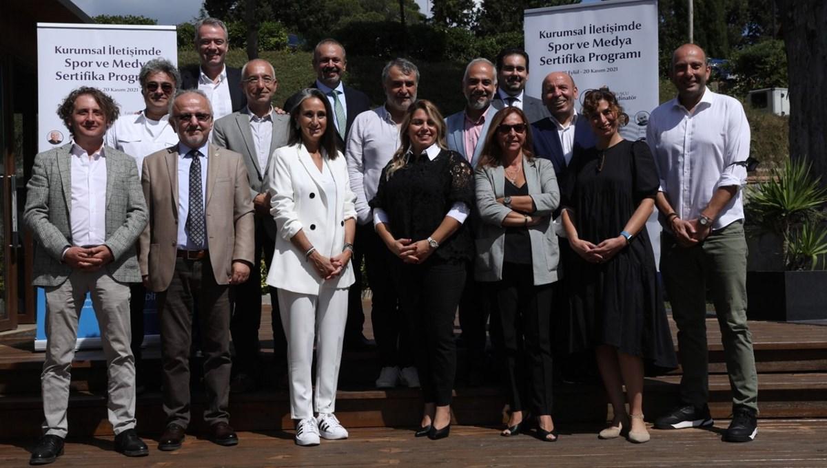 İstabul Medipol Üniversitesi Kurumsal İletişimde Spor ve Medya Sertifika Programı 30 Ekim'de başlıyor