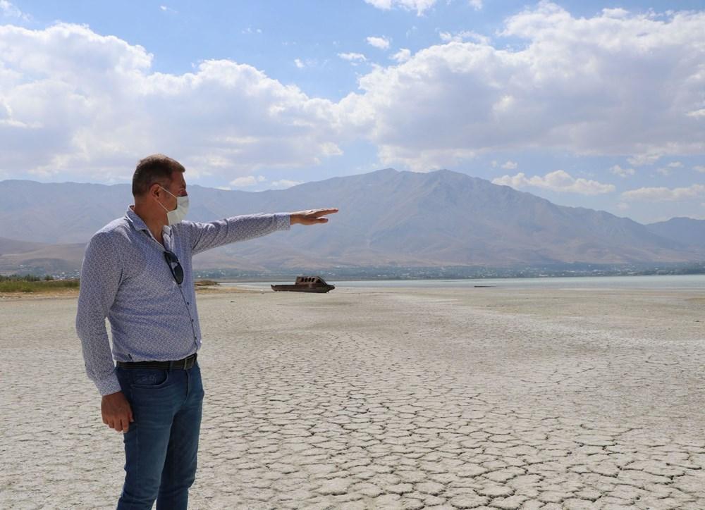 İklim değişikliğiyle Van Gölü büyük tehlike altında - 2