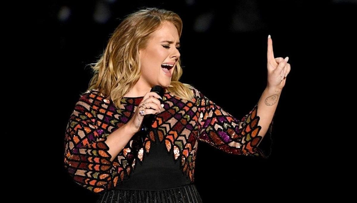 Adele: Albüm oğluma ilerisi için yardımcı olacak