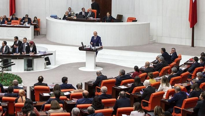 İçişleri Bakanı Soylu'dan HDP'ye tepki (Meclis'te festival tartışması)