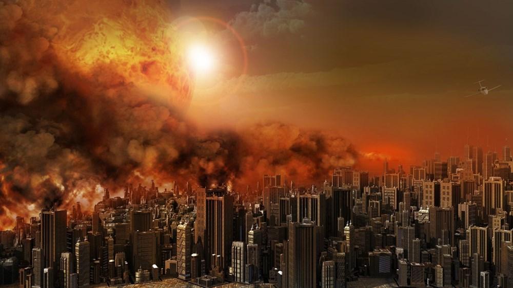 Dünya Meteoroloji Örgütü'nden uyarı: Küresel ısınmada kritik eşik aşılmak üzere - 7