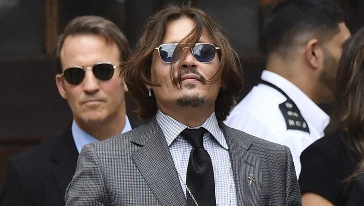 Johnny Depp'in evine hırsız girdi