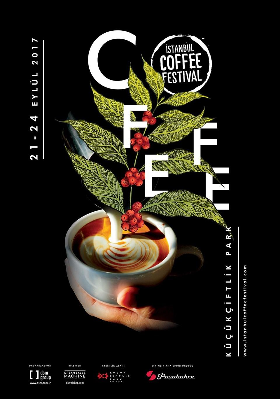 Dünyanın farklı ülkelerinden gelen kahve eksperleri, deneyim ve bilgilerini profesyonel katılımcılarla paylaşacak