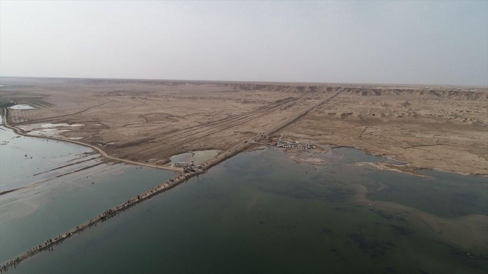 Necef Denizi: Kuraklığın ardından gelen mucize - 33
