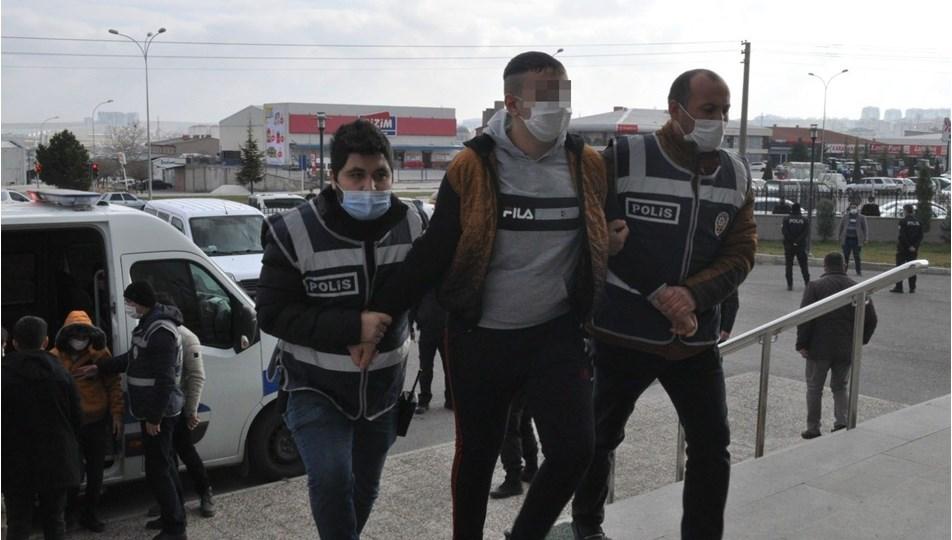 Karaman'da yemek siparişi verip öldürdüler