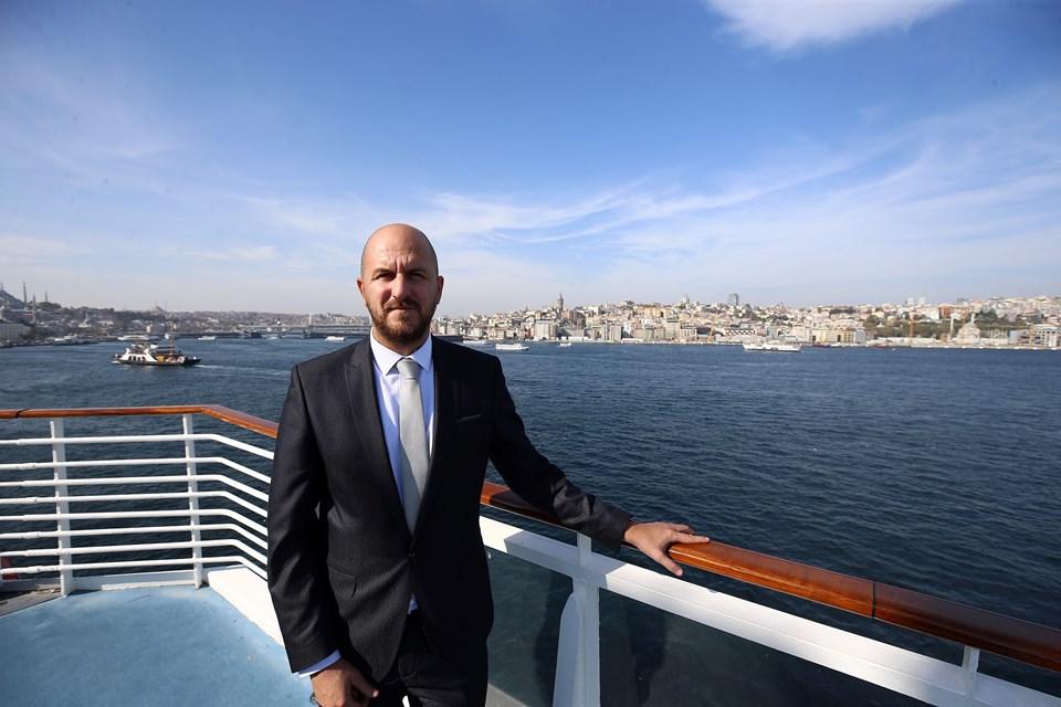 Celestyal Cruises Türkiye Direktörü Özgü Alnıtemiz