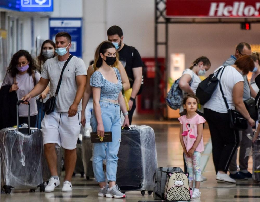 Kapılar açıldı, Ruslar akın akın geliyorlar! Rusya'dan hava trafiği yüzde 45 arttı - 4