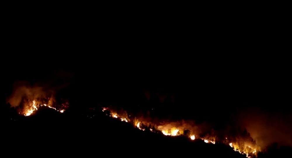 Akdeniz alev aldı: Yunanistan ve İtalya'da orman yangınları sürüyor - 20