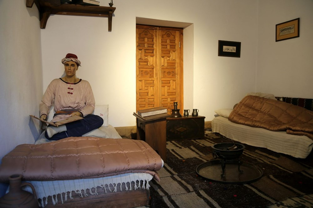 Osmanlı'nın akıl hastanesi müze oldu - 3