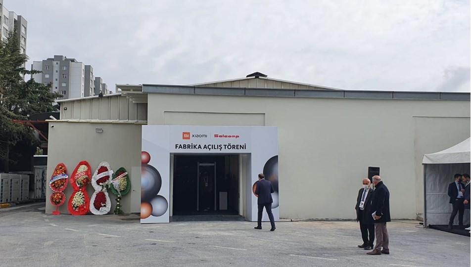 Xiaomi Türkiye fabrikası açıldı: Redmi 9C'nin satış fiyatı düşecek