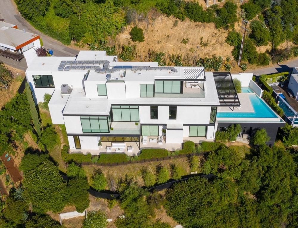 Ariana Grande'nin 13,7 milyon dolarlık evi - 5