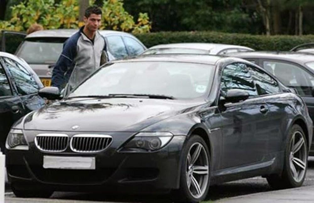 Cristiano Ronaldo dünyanın en pahalı arabasını aldı (Ronaldo'nun otomobil koleksiyonu) - 33