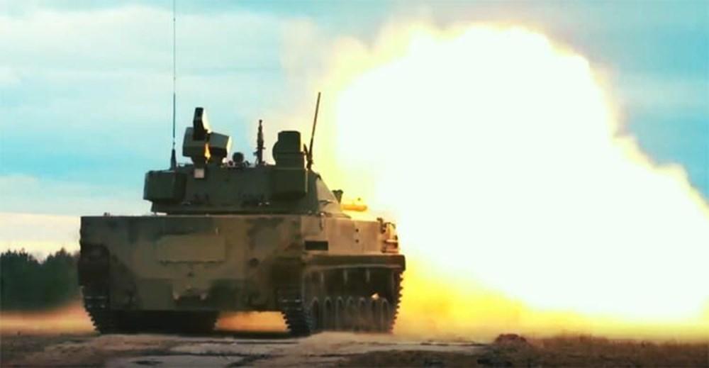 Karadeniz'de uçan tank: İçindeki askerlerle iniş yapıp, ateş etti - 21