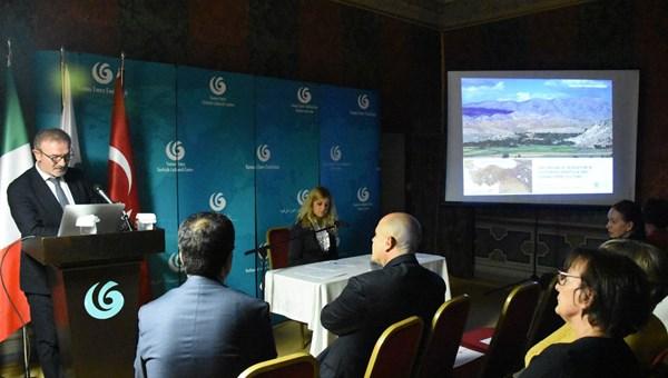 Roma'da Göbeklitepe konferansı