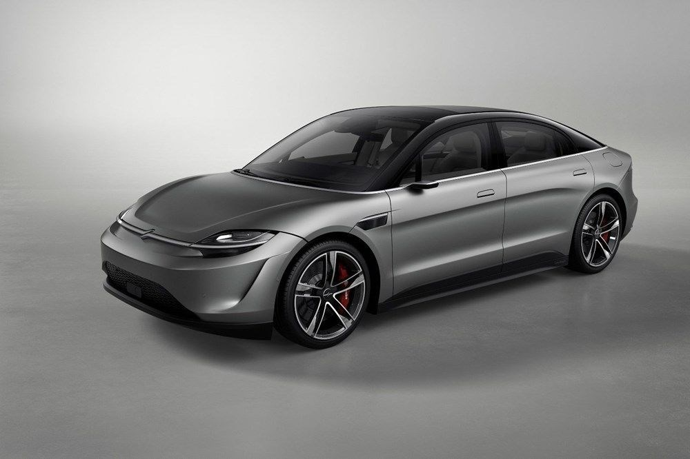 Sony'den elektrikli otomobil açıklaması - 11