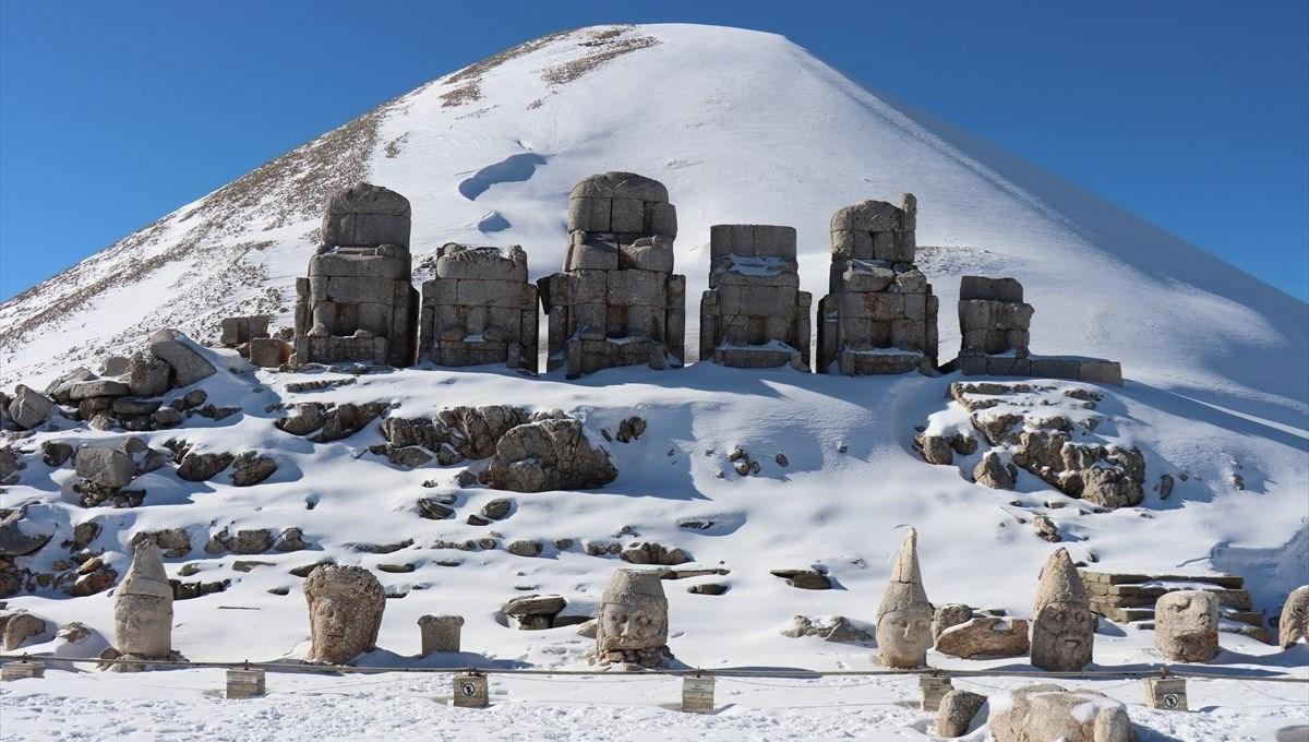 'Dünya mirası' Nemrut, 5 yılda 530 bin ziyaretçi ağırladı