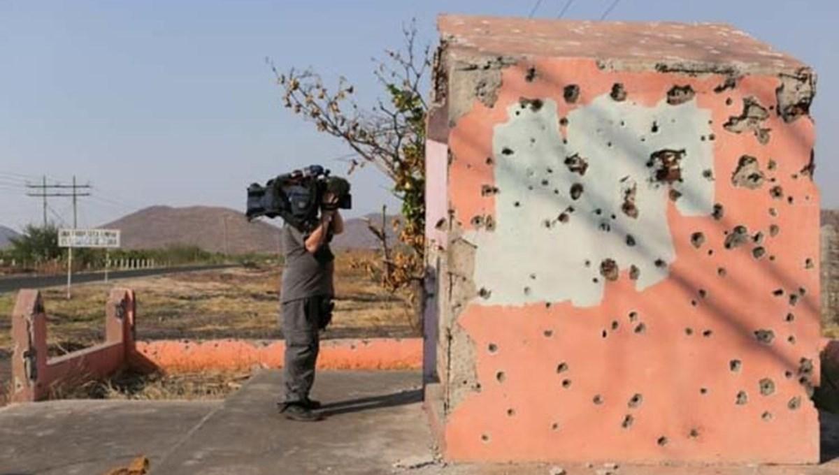 Meksika'da uyuşturucu savaşı şiddetleniyor: Rahatsız edici infaz görüntüleri paylaşıldı