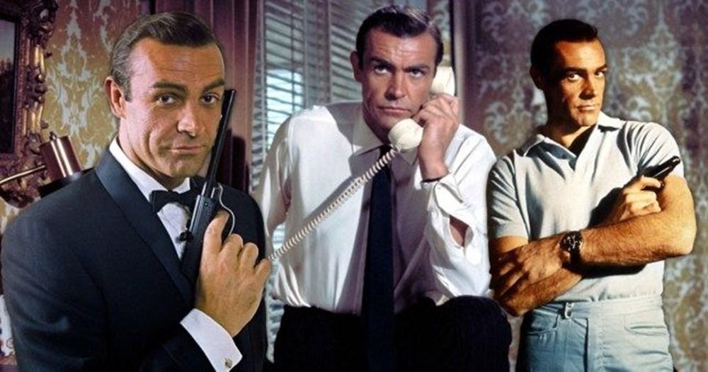 'En iyi James Bond' Sean Connery'ye 90. doğum günü kutlaması - 8