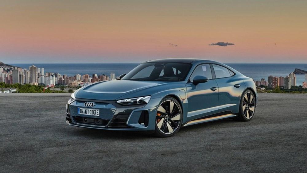 Corona virüs gölgesinde otomobil tanıtımları (Audi'den elektrikli sedan)