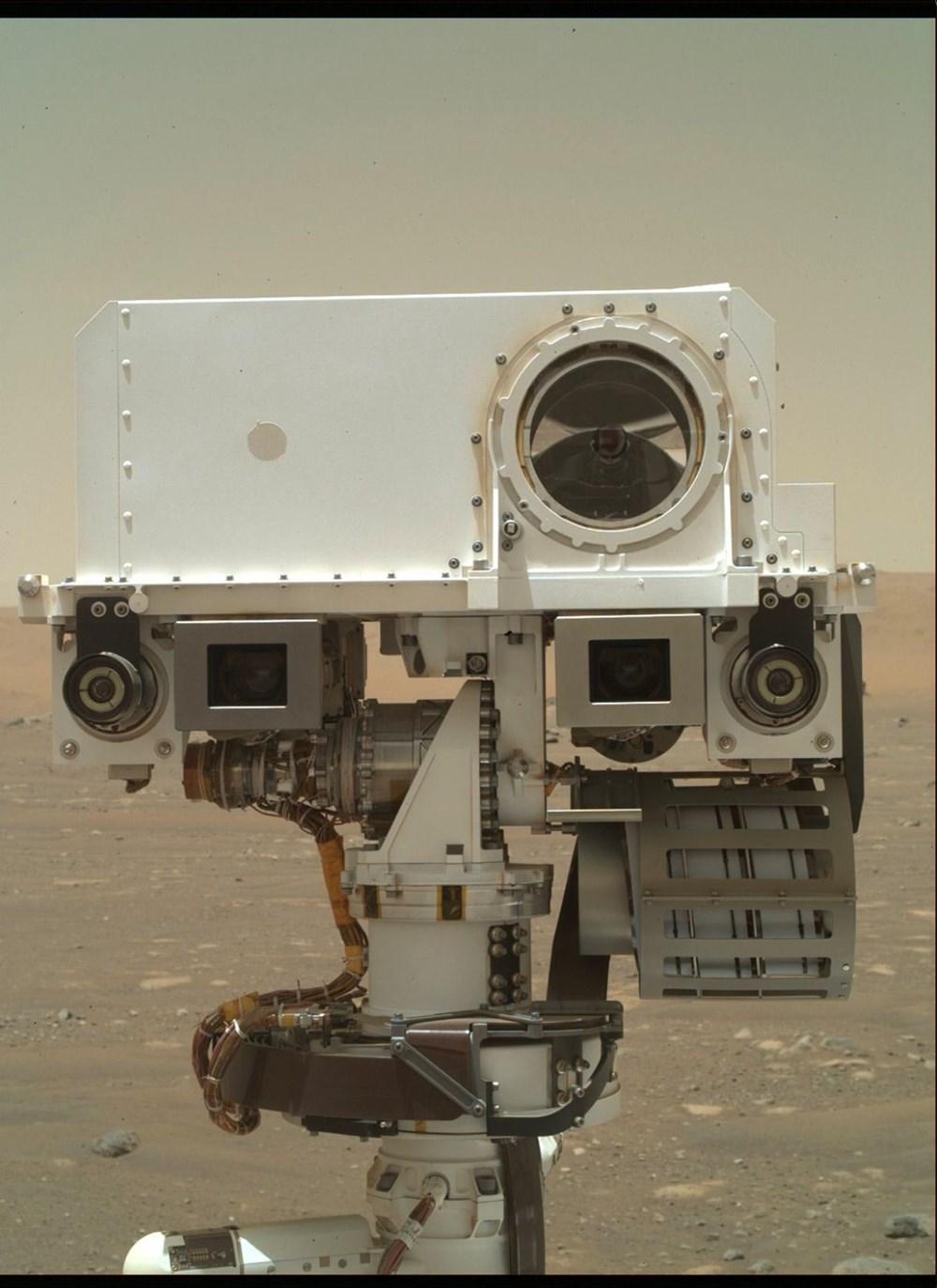 Ingenuity gönderdi: Mars'ta havadan çekilen ilk renkli fotoğraflar - 6