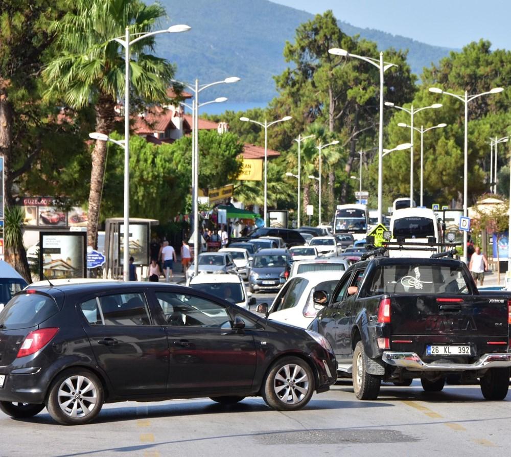Sadece unvanı sakin şehir: Bayramda nüfusu 20 kat arttı - 5