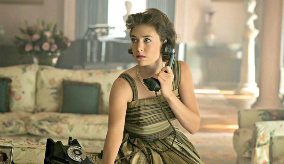 Vanessa Kirby, 'The Crown' dizisinde Prenses Margaret'i canlandırıyor.