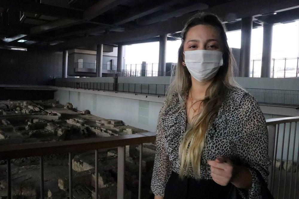 Hatay'da beş dönemin izlerini taşıyan Necmi Asfuroğlu Arkeoloji Müzesi ziyaretçilerini zaman yolculuğuna çıkarıyor - 15