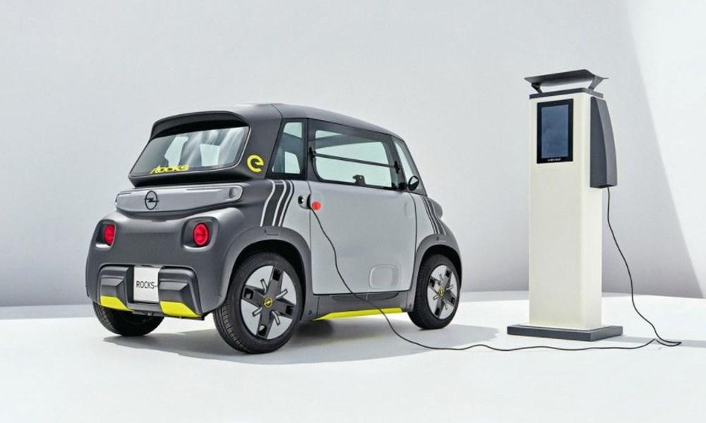 Opel'den elektrikli şehir aracı: Rocks-e - 7