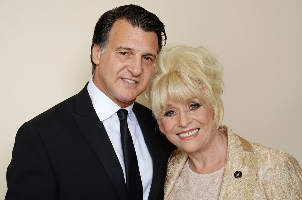 Barbara Windsor ve Scott Mitchell