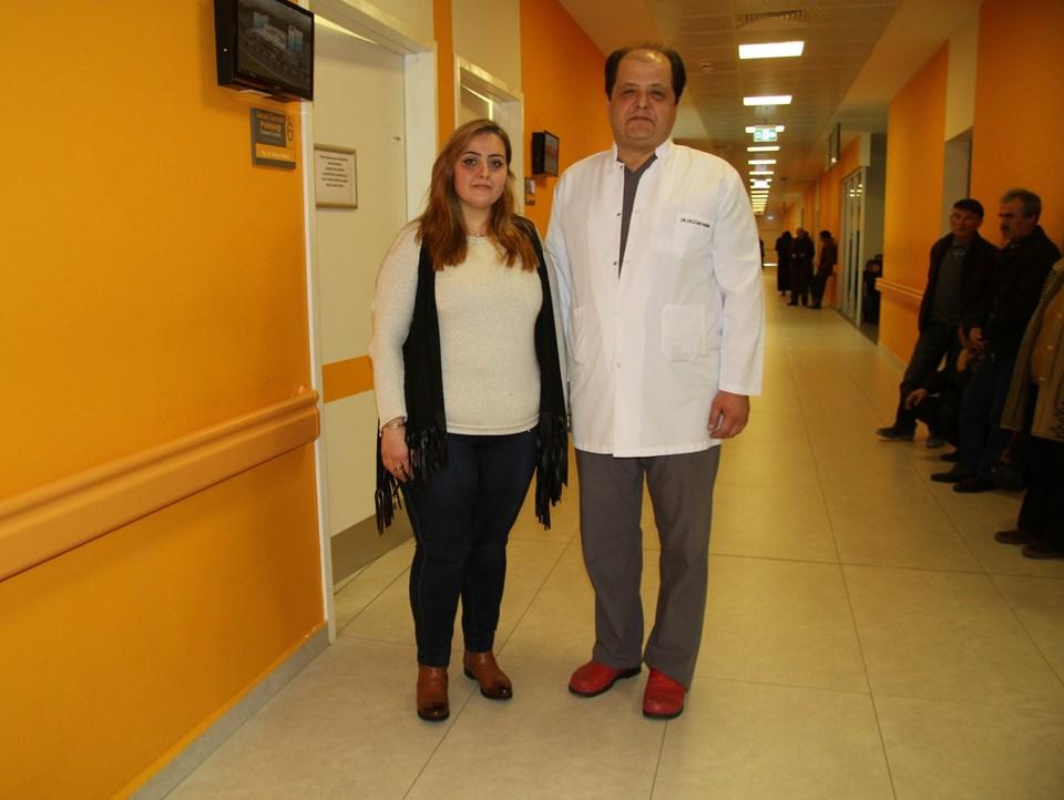 Mürüvvet Tönge, Op. Dr. Veli Can Yarar