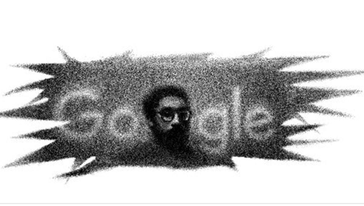Google, sanatçı Kuzgun Acar'ı unutmadı