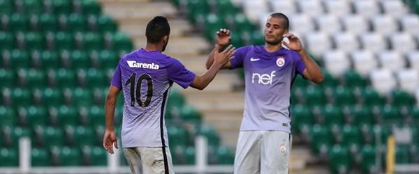 Galatasaray'dan açıklama: Eren ve Belhanda...