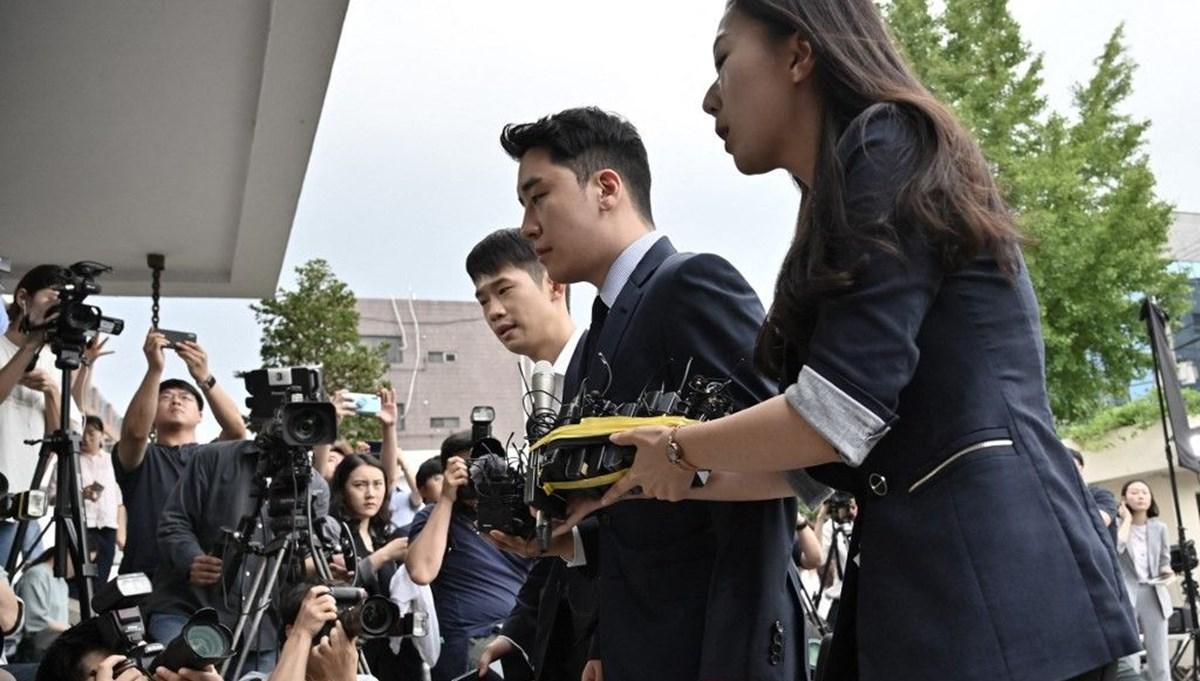 Eski K-pop yıldızı Seungri'ye 3 yıl hapis