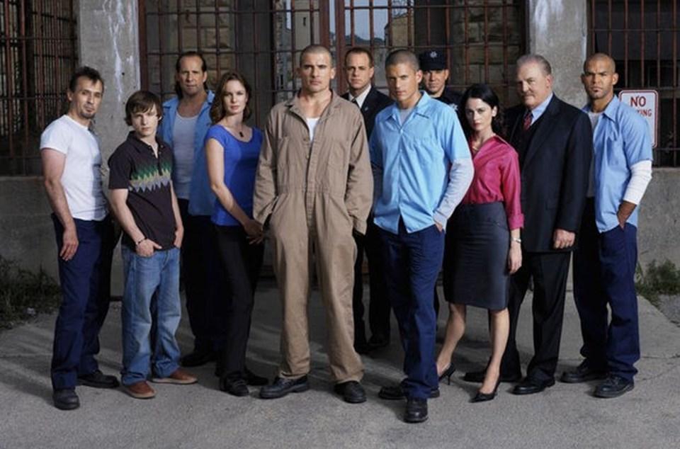 Prison Break 40'tan fazla ülkede 71 bölümle ekranlara geldi.