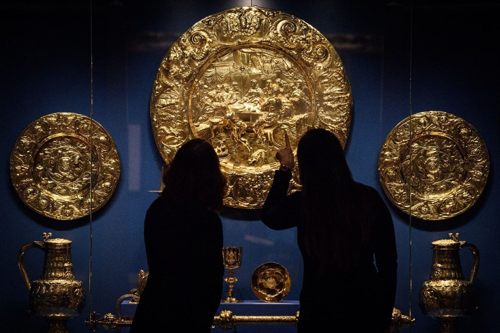 Buckingham eserleri halkla buluşuyor - 4