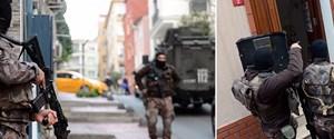 Cihangir'de ÖZEL HAREKAT DESTEKLİ operasyon