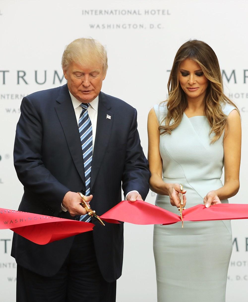 Trump hot melania Melania Trump's