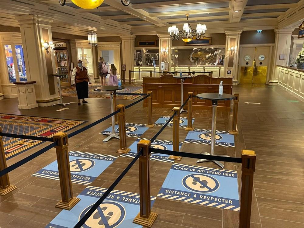 Disneyland Paris reopened after 7.5 months - 5